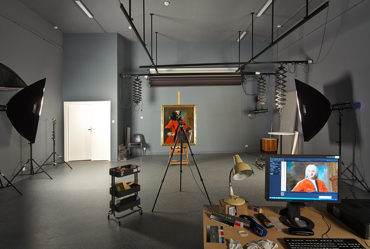 Odwzorowania obiektów muzealnych – fotografia cyfrowa