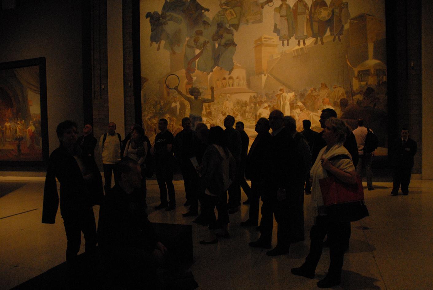 Badanie publiczności muzealnej
