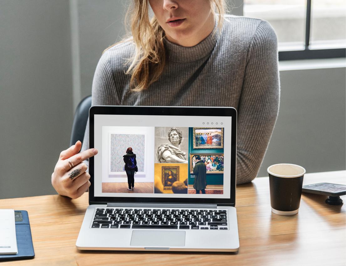 Dostępność muzeów w internecie a potrzeby użytkowników