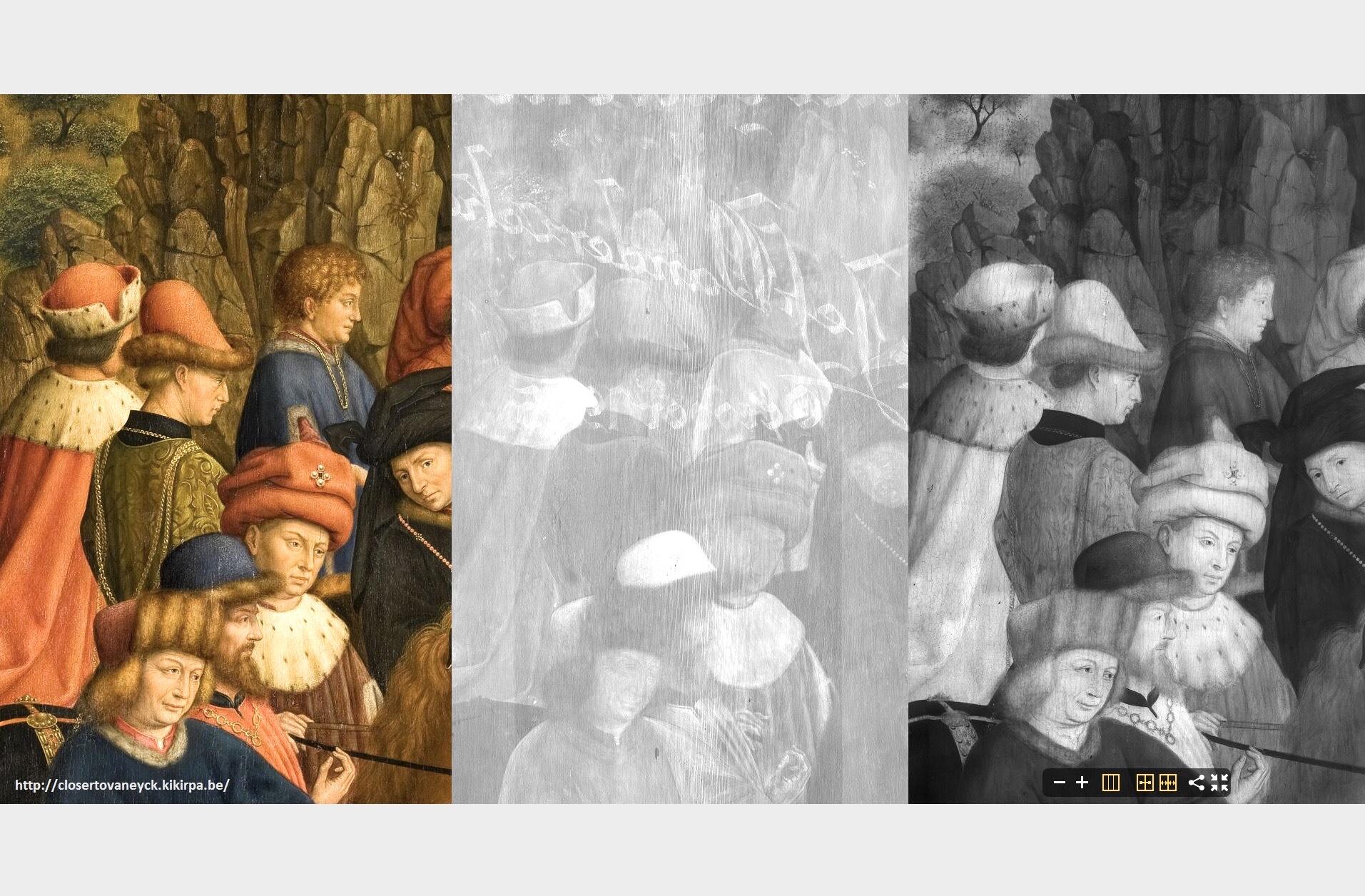 Odwzorowania w digitalizacji muzealiów - dobór technik