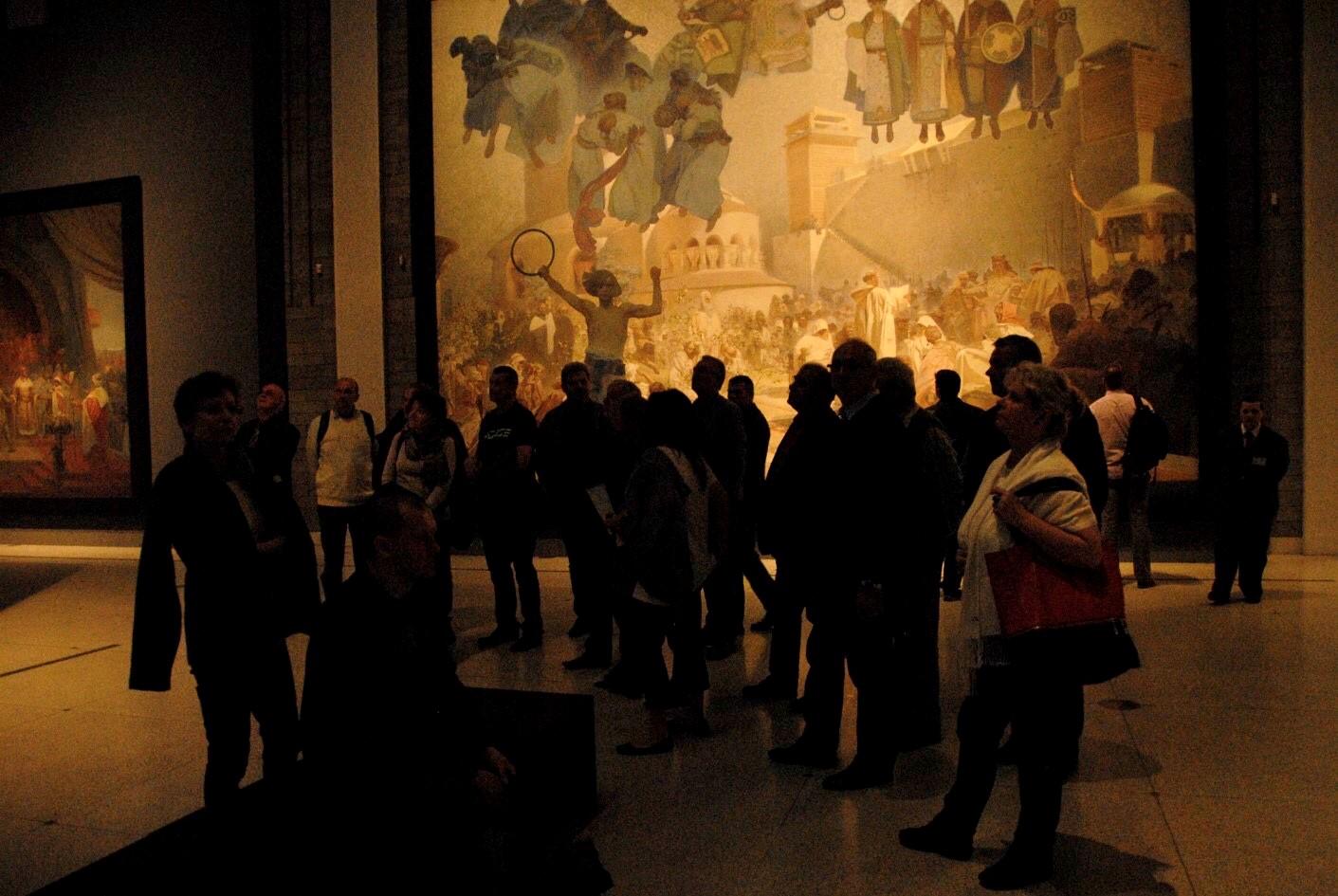 Publiczność w muzeum. Badania publiczności