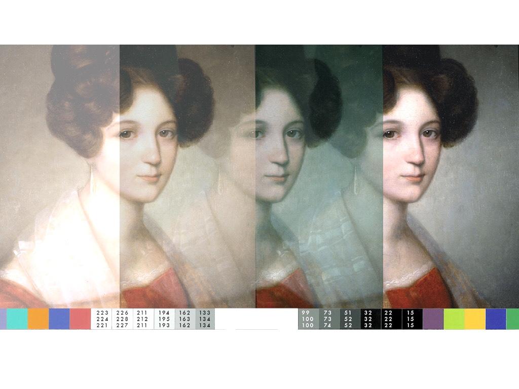 Postprodukcja plików referencyjnych pozyskanych w procesie fotografowania